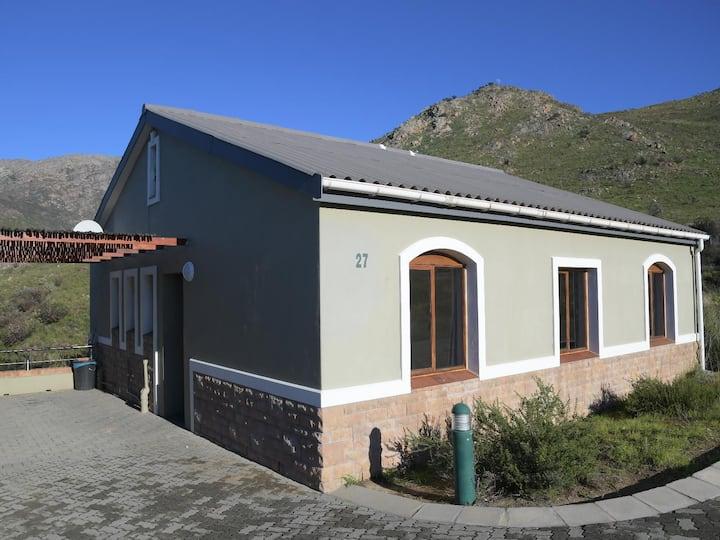 ATKV Goudini Spa - 6 Sleeper Villa Slanghoek B
