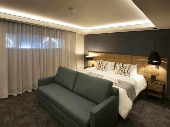 ATKV Hartenbos: 2-4 Sleeper Loft (1 Dbl room gold)