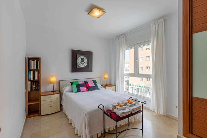 Elegant apartment for 2 in Torremolinos.