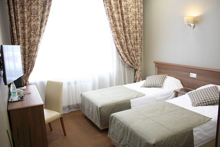 Полулюкс двухместный в гостинице Гармония