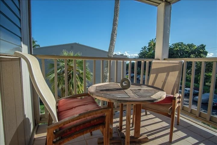Ocean View Family Condo w/Free WiFi, Shared Pool & Tennis - Close to the Waves!