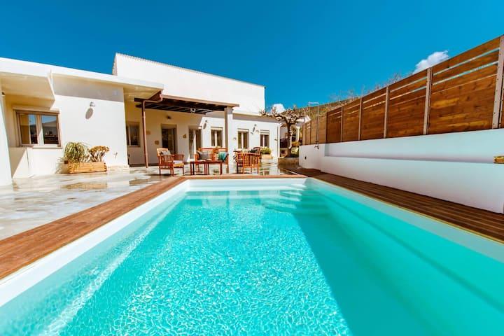 Chania Paradise Retreat - Falasarna Villa Nostalgia