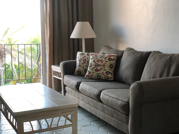 Family Suite in Christiansted St. Croix Beach Hotel