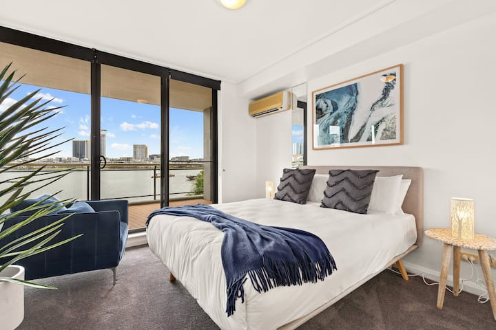 Homebush 2 Bedroom Apartment with Parking (River View)