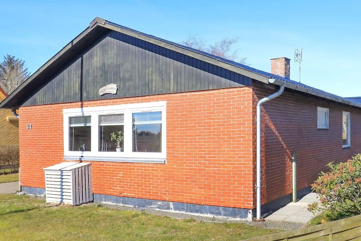 4 person holiday home in Bindslev