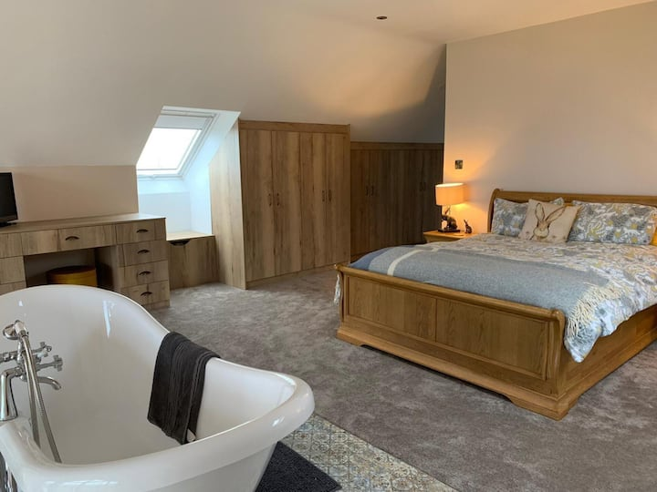 Luxury 4 bedroom lodge in Heart of Ribble valley