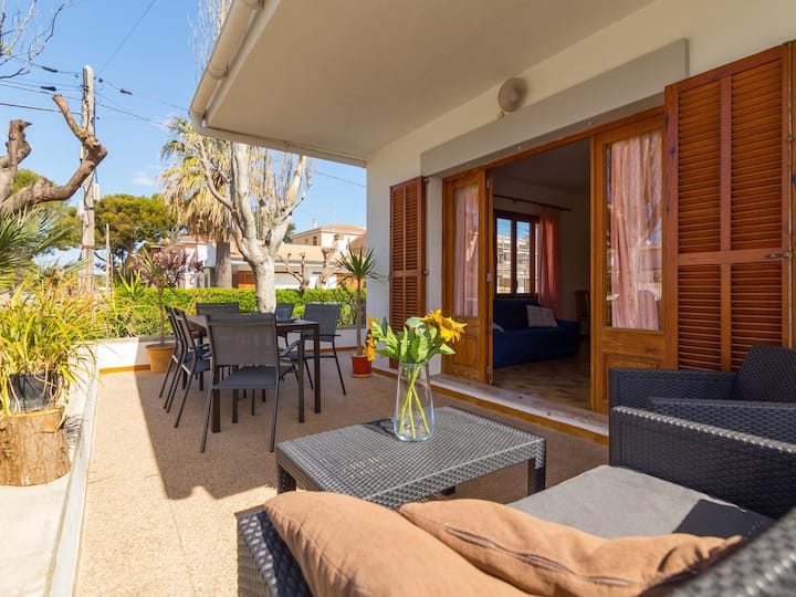 Descans - Beautiful house to 200m from the beach
