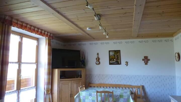 Ferienhaus Drexler (Neukirchen b. Hl. Blut), Ferienwohnung Bergblick