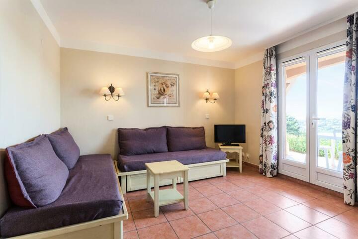 Appartement Sélection 1 chambre (6 personnes) 242584