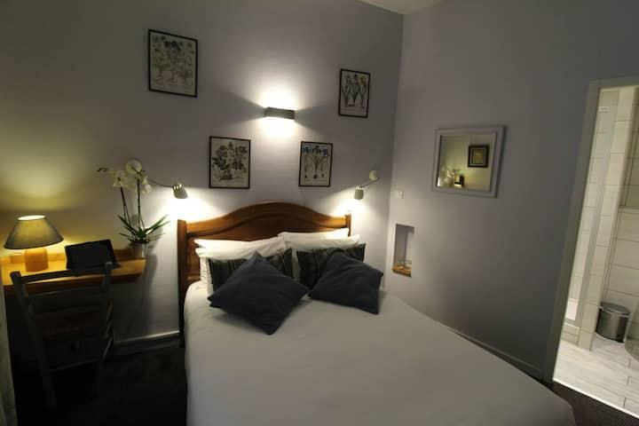 Chambre double pour 2 au cœur d'Avignon