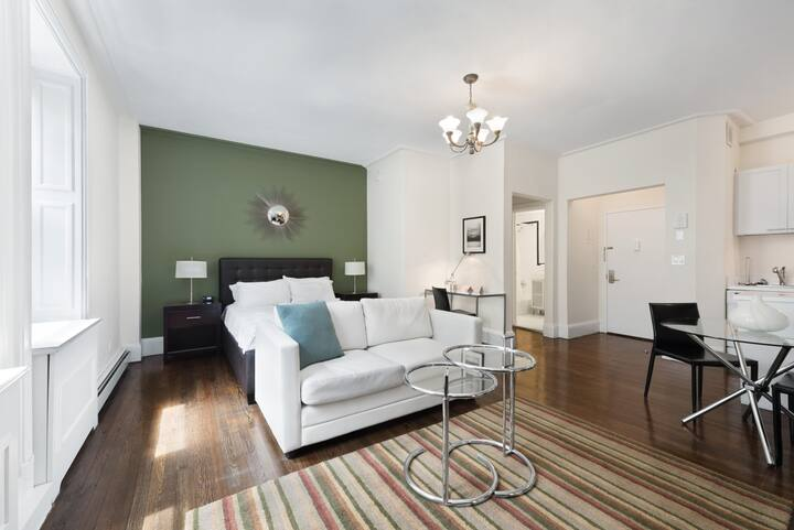 Perfect Live/Work Studio Apartment on the Upper West Side