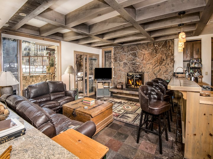 Located In The Heart of Vail Village