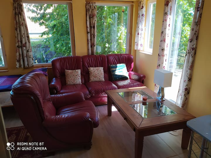 Immaculate 1-Bed House in Nagymaros