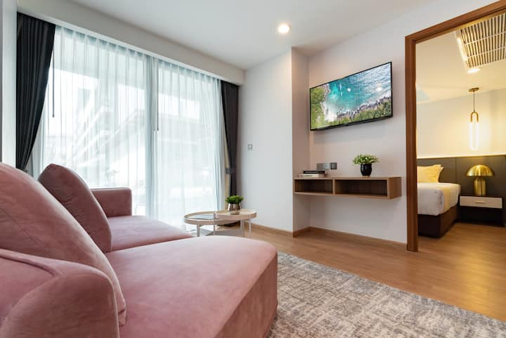 "Family Deluxe Room in ""Wekata Luxury"" hotel"