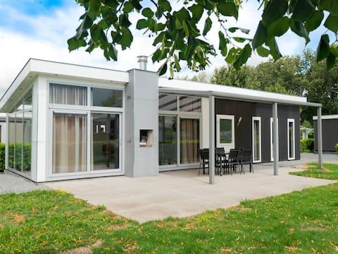 EuroParcs Resort De Biesbosch for 4 persons.
