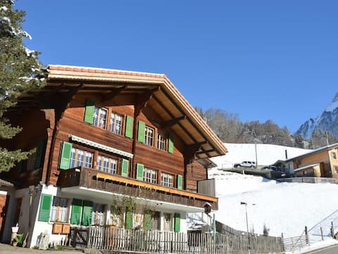 Chalet Zimmermann for 2 persons.