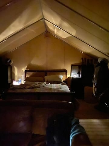 King Bed Tent