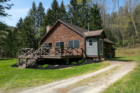 Cabin on the Flats! Gorgeous cabin - PA Canyon area!