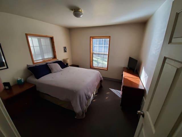 Bedroom #1, downstairs