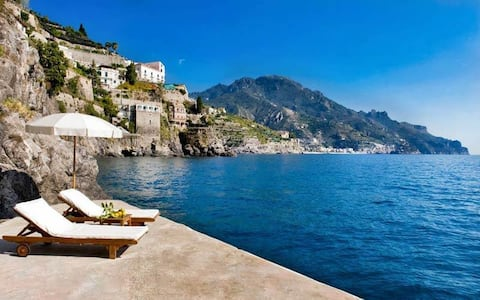 Suite Principessina by Amalfivacation.it