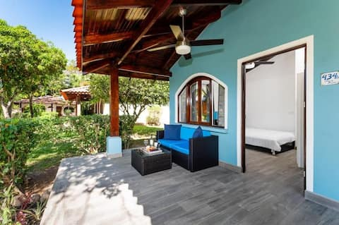 V434-AB Well-Appointed 2BR Home in Playa Potrero.Peaceful and Gated Community