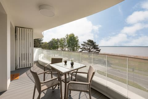 Rogowo Pearl 2108 | Apartment with terrace