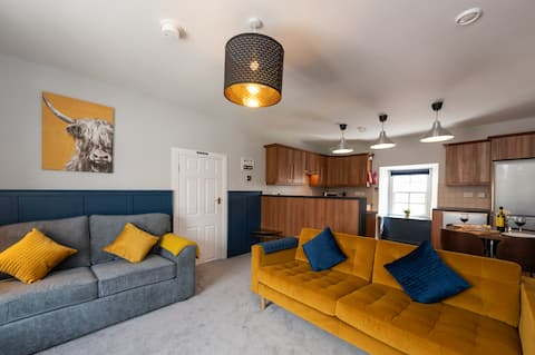 2C Luxury self-catering holiday apartment
