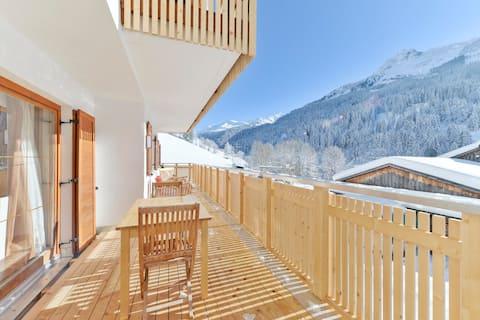 """Ferienhaus in Klösterle"" with Mountain View, Wi-Fi, Balcony, Terrace & Garden"
