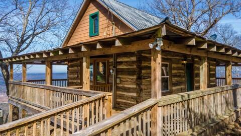 ⭐️Cupids Past⭐️ Beautiful rescue cabin!