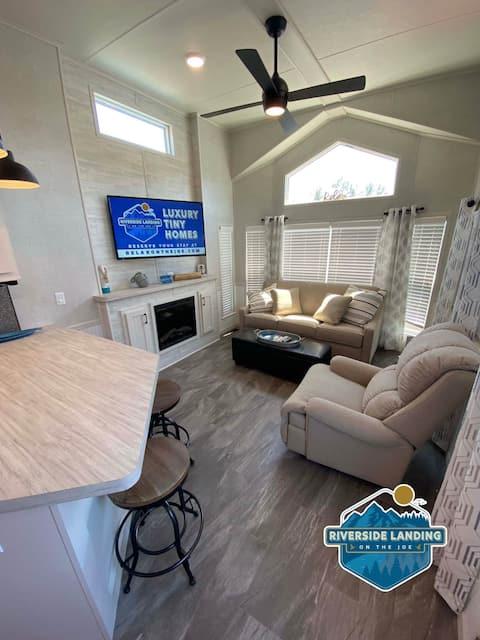 Mica Luxury Tiny Home 3 at Riverside Landing