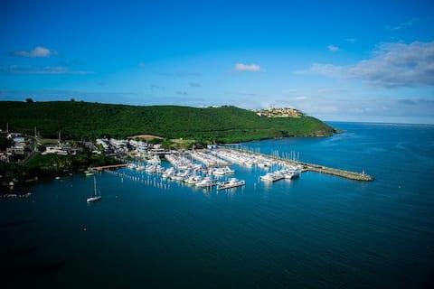 Aqua Marina Luxury beachfront condo in PR   STUNNING VIEWS in the Caribbean!