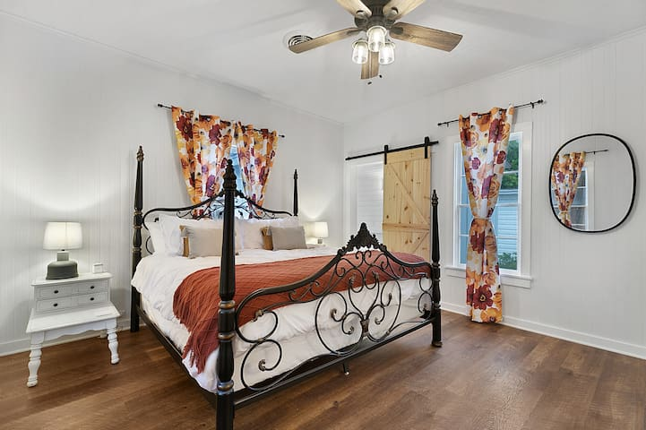 All of bedrooms are accommodated with comfortable and luxurious bedding that will provide you with a night of relaxation.