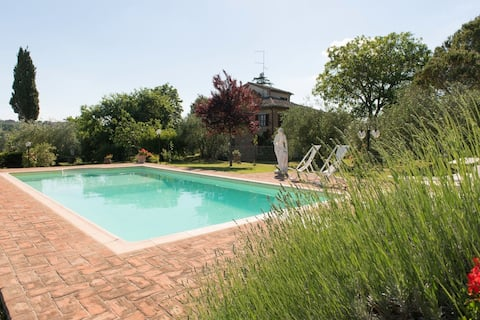 Holiday home in Marciano della Chiana with a private pool