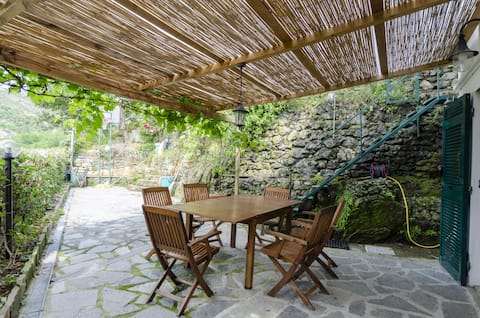 ALTIDO House m/Garden in Hills of Sestri Levante