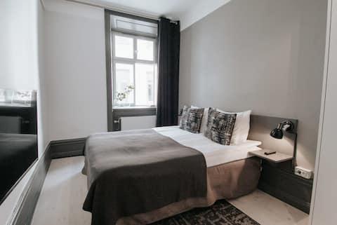 Luminoso apartamento en la ciudad de Estocolmo
