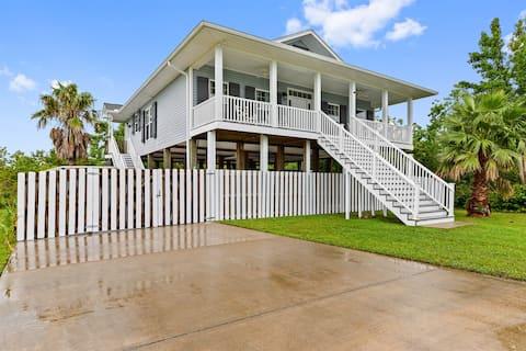 Beach House, 0.1 miles to the beach