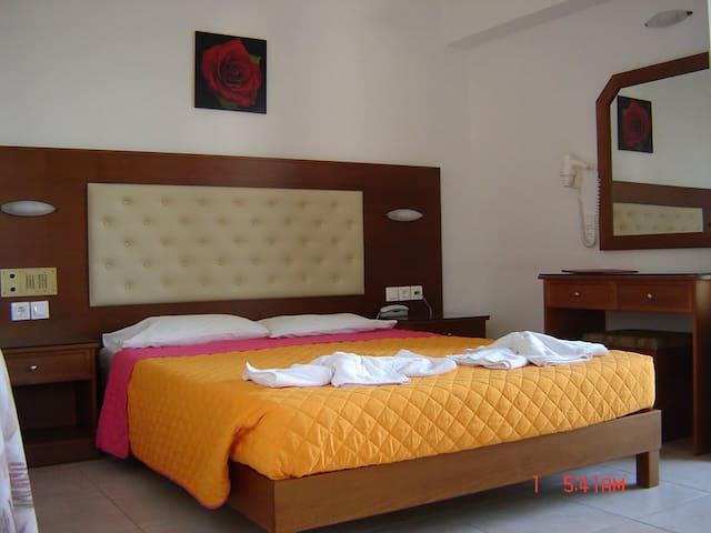 Double bed - Cozy interior
