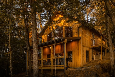 Bufflehead (New Cabin!)