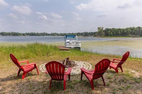The Bax Cab: White Sand Lake Retreat