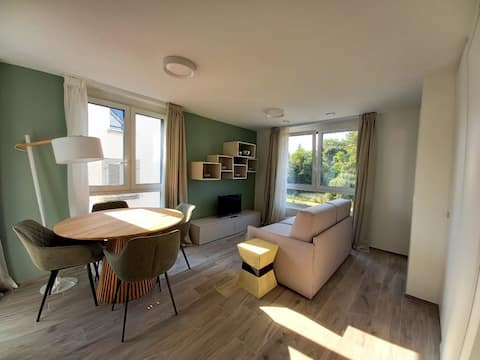 Studio a stone's throw from Brugg-FHNW (W STUDIO 16)