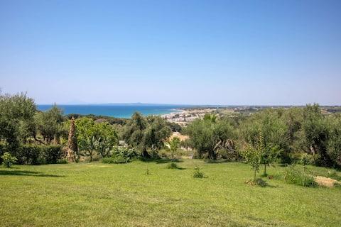 Skafidia Seaview Retreat - Orpheas Seaview Home