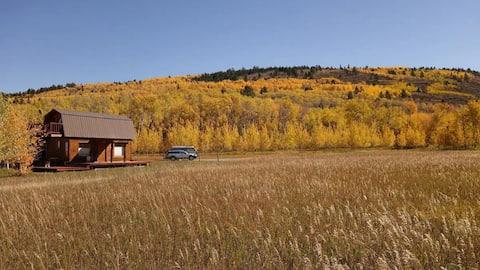 💖 Intimate Mountain Cottage in Teton Valley