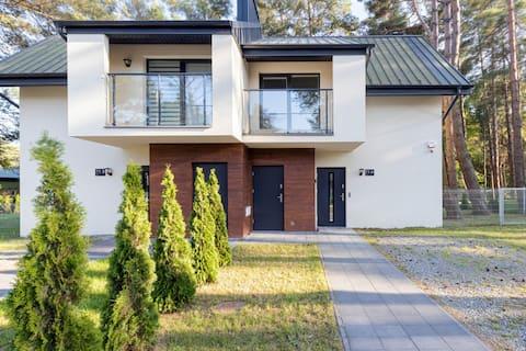 Rozewie Park ☼ Luxurious 3-bedroom House