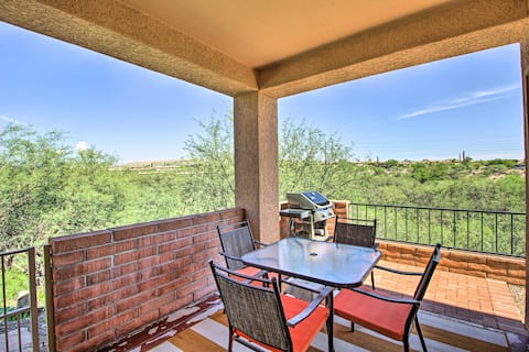 NEW! Calm Green Valley Townhome ~ 30 Mi to Tucson!