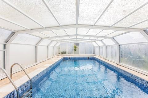 Mindelo 3BDR Duplex House W/Pool