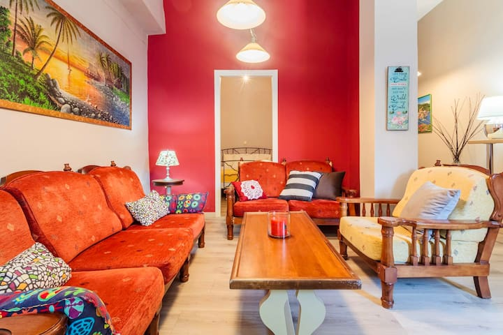 Welcome to our bright, comfy property