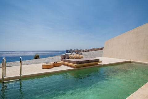 Beach villa,Heated pool,Incredible view,Next to Amentities 4