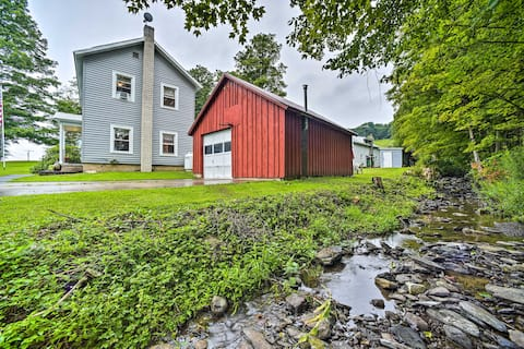 NEW! Countryside Hideaway - 10 Mi to Cooperstown!