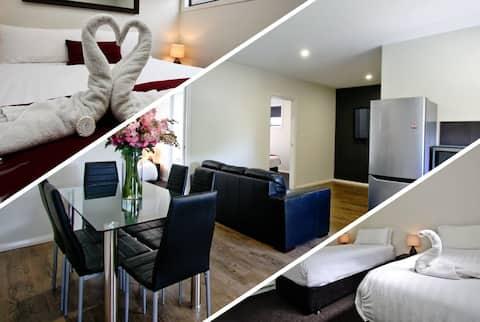 Jesmond Home-Style Two Bedroom-