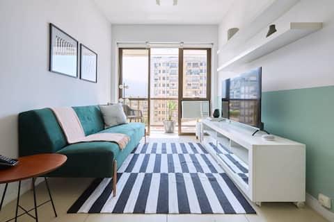 Apartamento sofisticado na famosa Dias Ferreira  | Leblon